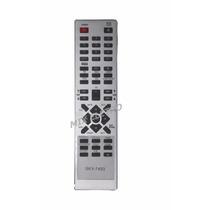 Controle Remoto Para Mini System Com Dvd Philco Ph671