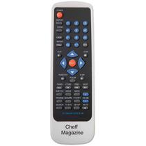 Controle Remoto P/ Home Theater E Dvd Britania Bsi 9000