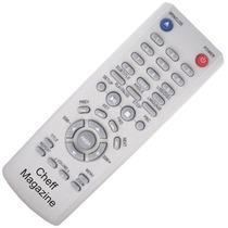 Controle Remoto Dvd Britania Com Usb E Game. Melhor Preço !