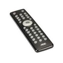 Controle Remoto Original Tv Monitor Aoc Le22h037 Le23h0