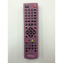 Controle Remoto Lcd Led Philco Ph32d Ph28s63 Original Rosa