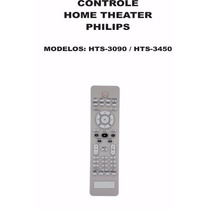 Controle Remoto Home Theater Philips Hts-3090 Hts-3450