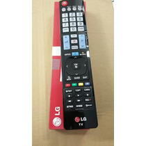 Controle Original Lg Com Tecla Smart, 3d E My Apps