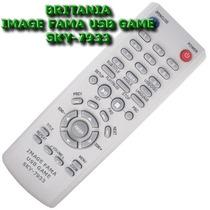 Controle Remoto Para Dvd Britania Usb Game