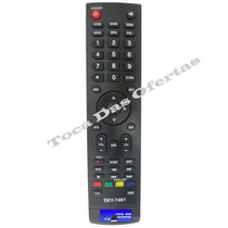 Controle Para Tv H-buster Lcd Led 32 38 40 42