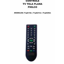 Controle Remoto Tv Tela Plana Philco Ph14e Ph21mss Ph29mss