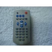 Controle Remoto De Dvd Lenox Durabrand Fv435/rc433