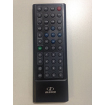 Controle Remoto Dvd H. Buster Retratil Hbd 9560, 9750, 9540