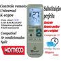 Controle Universal Ar Condicionado Split Komeco Novo