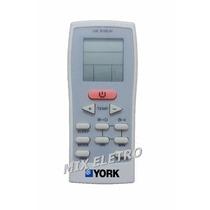 Controle Remoto Para Ar Condicionado York Gz-12b-e1