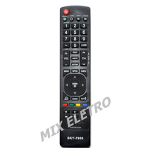 Controle Remoto Tv Monitor Lcd Lg M2250d / M2350d / M2450d