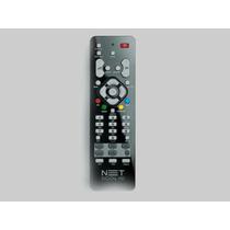 Controle Remoto Net, Hd E Digital Barato Grátis As Pilhas