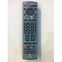 Controle Remoto Tv Plasma Panasonic Viera Th-42pv70lb No Rj