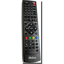 Controle Remoto Philco Tv Lcd Led 32 E 42 100% Original Novo