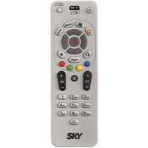 Controle Remoto Sky Livre E Hdtv Slim Original +c.universal