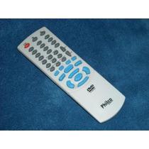 Controle Remoto - Dvd Philco / Dvt-100 Dvt-101 Original