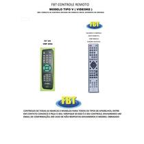 Controle Raf Vmp-200a Para Videoke