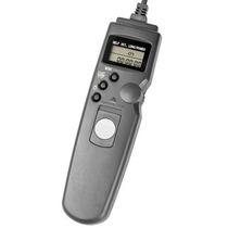 Controle Remoto Time Lapse P/ Nikon D100 D200 D300 D800 D1