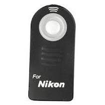 Controle Remoto Para Nikon Ml-l3 - Coolpix P900 - Nikon 1 V3
