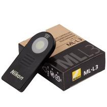 Controle Remoto Original Nikon Ml-l3 D40 D50 D60 D70 D80