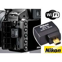 Adaptador Wifi Nikon Wu1a P520 P530 D3200 D3300 D5200 D7100
