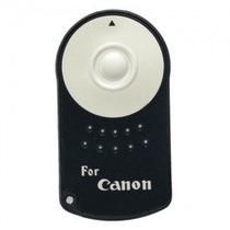 Shutter Disparador Controle Remoto Sem Fio Camera Canon Rc-6