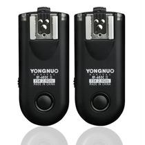 Radio Flash Yongnuo Rf-603c Il C1 Canon 60d T2i T3i T4i T5i