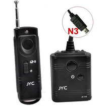 Jyc Jy-110 Wireless Controle Remoto P/ Nikon D90 D5000 N3