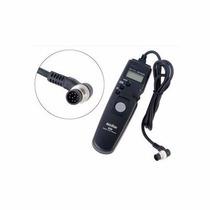 Disparador Remoto Com Timer Godox Para Nikon 10 Pinos Eza-n1