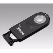 Ml-l3 Controle Remoto Nikon 1 J1 J12 V1 D3200 P7100 D3000