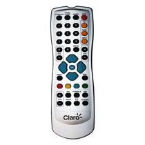 Controle Remoto Clarotv Original Novo + Pilhas Frete Gratis