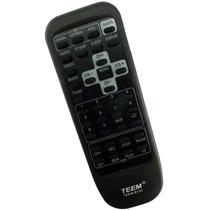 Controle Remoto Teem 8122 C/embalagem Imperdível Preto A4788