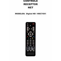 Controle Digital/universal Net Hd Semi-novo