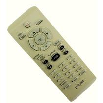 Controle Remoto Lhs 268 Bege Lindo Design Imperdível A4787