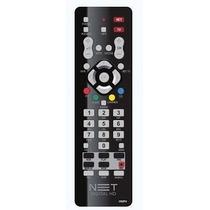 Controle Remoto Original Para Net Digital E Hd Max Zero
