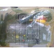 Kit Novo Cliente Hd Slim E Zapper Sky