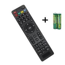 Controle Remoto Cine-box Optimo X + Pilhas