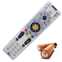 Controle Remoto P/ Sky Hdtv Hd Ou Directv Universal + Pilhas
