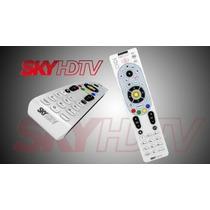 Controle Sky Hdtv Original Novo + Pilhas De Brinde