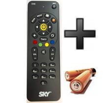 Controle Universal Sky Digital E Sky-livre Original D40