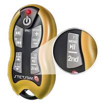 Controle Longa Distância Stetsom Sx-2 500 Metros Amarelo