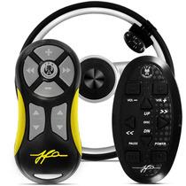 Controle Longa Distancia Master Amarelo + Vt35 Jfa Combo