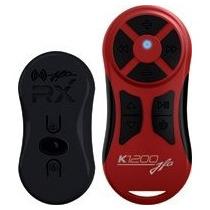 Controle Remoto Jfa K1200 Vermelho 1200m Com Receptor