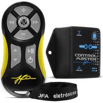 Controle Longa Distância Jfa Cd Master 250 Metros Amarelo