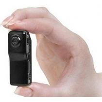 Mini Cam Filmadora Espiã 720x480 Minidv Md80