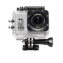 Câmera Filmadora Sports Full Hd Prova D`água Estilo Go Pro