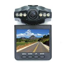Câmera Filmadora Carro Veicular Hd Visão Noturna Visor Sd