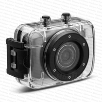 Camera Filmadora Digital Hd Camcorder Prova Dágua Tipo Gopro