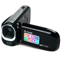 Filmadora Digital Mirage Hd Play Dc115 Hdmi Multilaser Zoom
