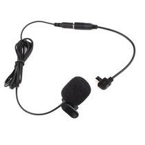 Microfone C/ Adaptador P/ Gopro 3 E 3+ Series, C/clip